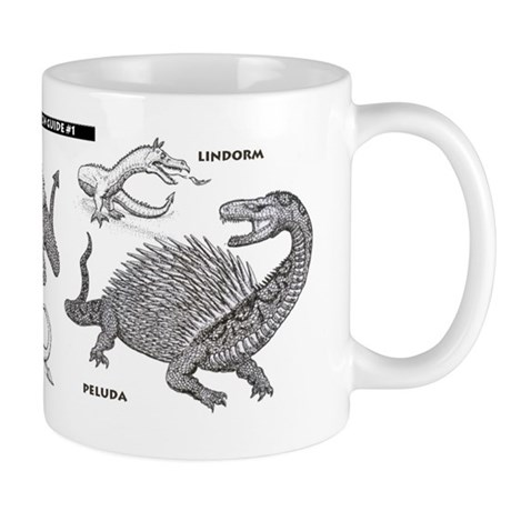 Dragon ID Guide Mug