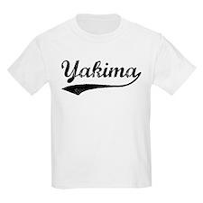 Vintage Yakima Kids T-Shirt