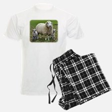 Sheep and Lambs 9R12D-35 Pajamas