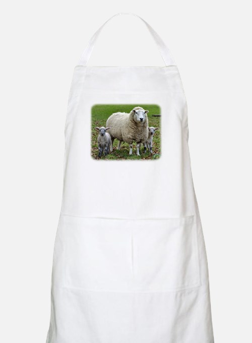 Sheep and Lambs 9R12D-35 Apron