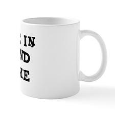 Someone in Minot Mug