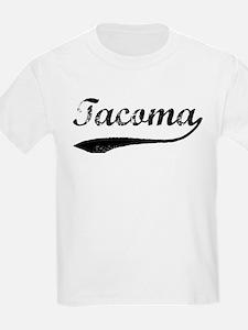 Vintage Tacoma Kids T-Shirt