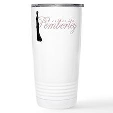 Cute Austen Thermos Mug