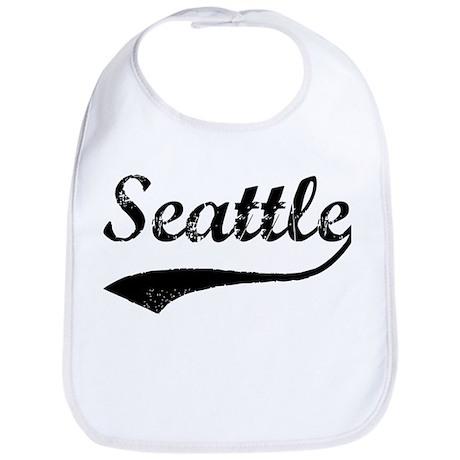 Vintage Seattle Bib