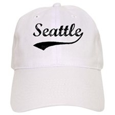 Vintage Seattle Baseball Cap