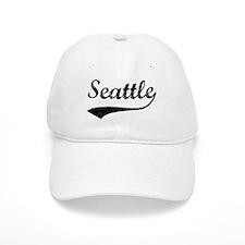 Vintage Seattle Cap