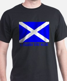 X Marks the Scot T-Shirt