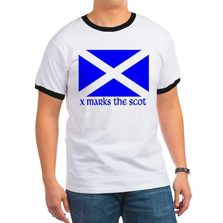 X Marks the Scot Ringer T