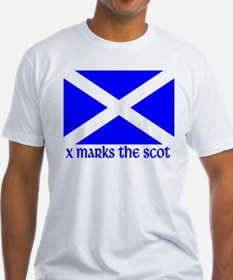 X Marks the Scot Shirt