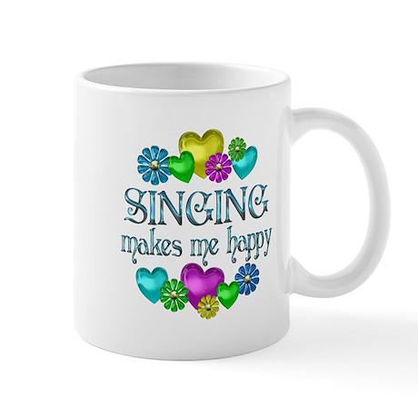 Singing Happiness Mug