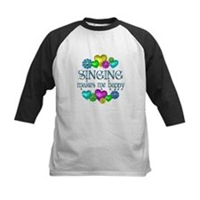 Singing Happiness Tee