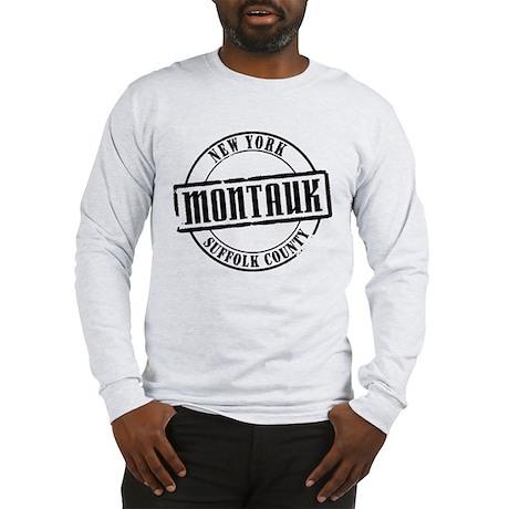 Montauk Title Long Sleeve T-Shirt
