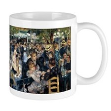 Renoir's Dance at Le moulin d Small Mug