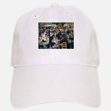 Renoir's Dance at Le moulin d Baseball Baseball Cap