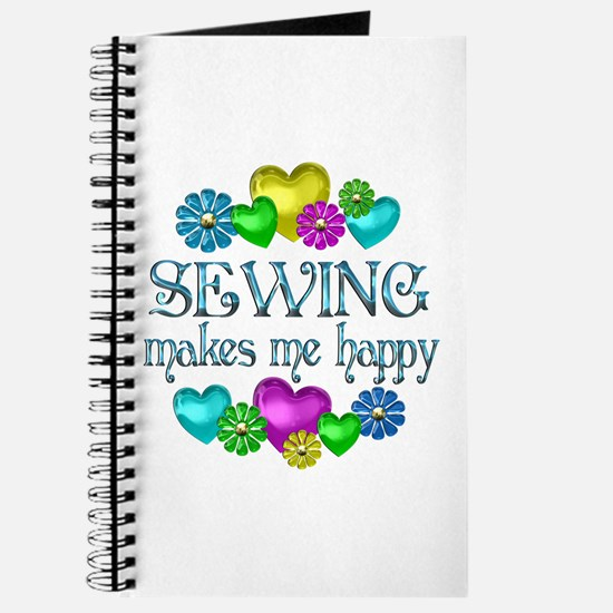 Sewing Happiness Journal