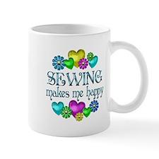 Sewing Happiness Mug