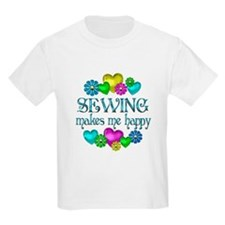 Sewing Happiness T-Shirt