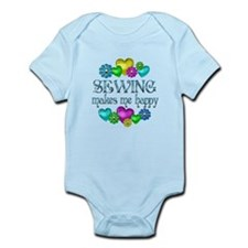 Sewing Happiness Infant Bodysuit