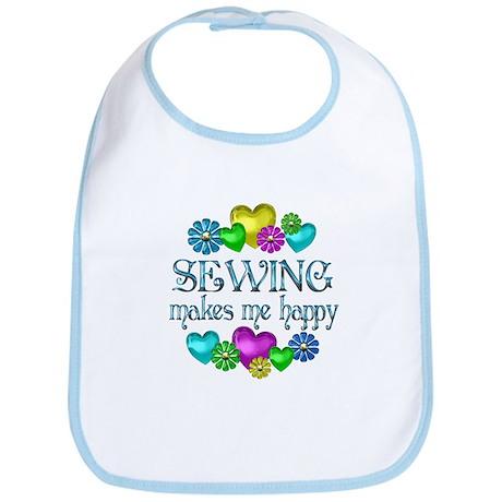 Sewing Happiness Bib