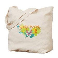 Survivor Multiple Sclerosis Tote Bag
