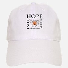 Hope Faith Multiple Sclerosis Baseball Baseball Cap