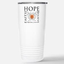 Hope Faith Multiple Sclerosis Travel Mug