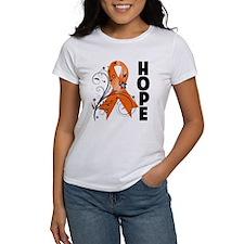 Hope Ribbon Multiple Sclerosis Tee