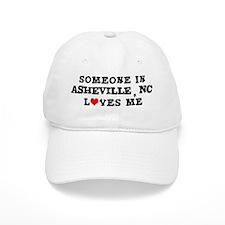 Someone in Asheville Baseball Cap