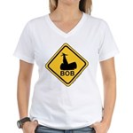 yield Women's V-Neck T-Shirt