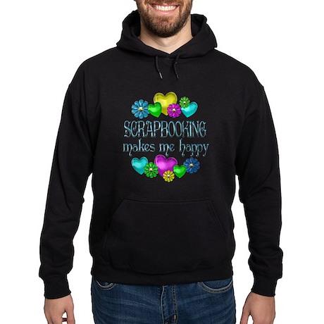 Scrapbooking Hoodie (dark)