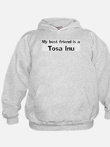 Best friend: Tosa Inu Hoodie