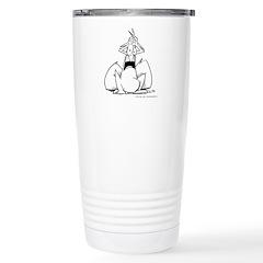 bob alarmed Travel Mug