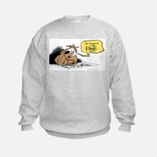 bob on the edge Sweatshirt