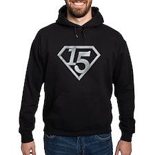 Class of 15 Superman Hoodie