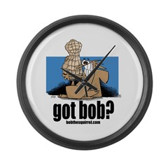 got bob Large Wall Clock