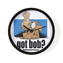 got bob Wall Clock