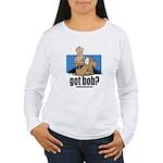 got bob Women's Long Sleeve T-Shirt
