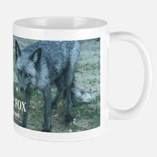 Silver Fox over 50 Mug