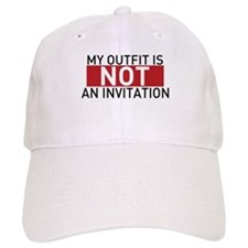 Not An Invitation Hat