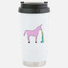 Rainbow Stainless Steel Travel Mug