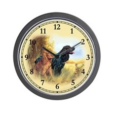 Cocker Spaniel (English) Wall Clock