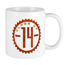 Class of 14 Gear Mug