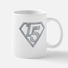 Class of 15 Superman Mug