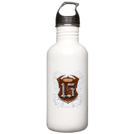 Class of 15 Shield Stainless Water Bottle 1.0L
