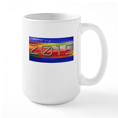 Class of 15 Futuristic Mug