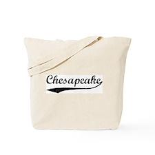 Vintage Chesapeake Tote Bag