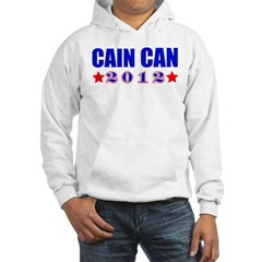 cain can 2012 Hoodie