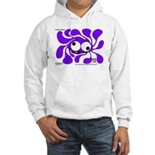 Funky Sun! In Lavender Hoodie