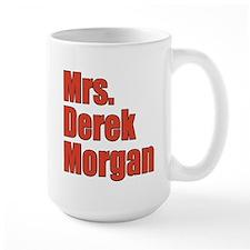 Mrs. Derek Morgan Criminal Minds Mug