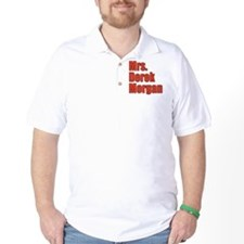 Mrs. Derek Morgan Criminal Minds T-Shirt